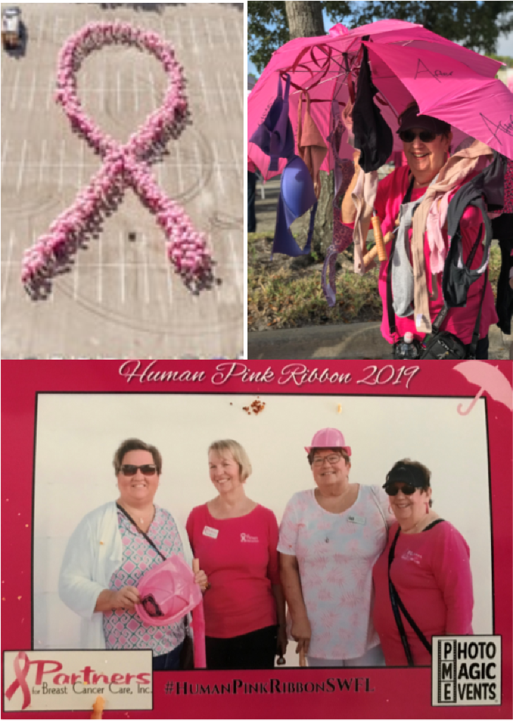 Zonta Fort Myers Human Pink Ribbon Partners  Breast Cancer Care